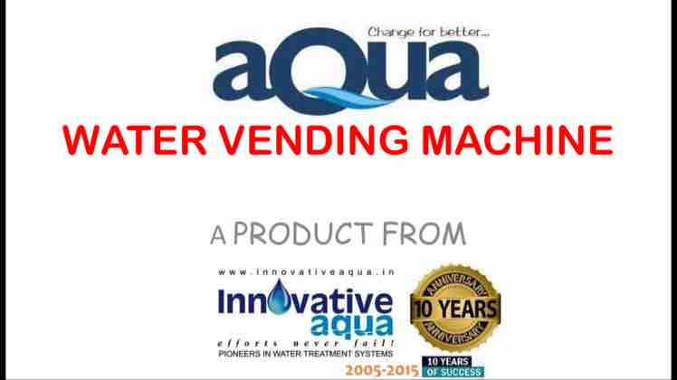 water vending machines 9885655133