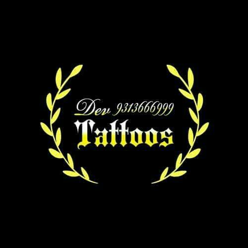 Dev Tattoos - logo
