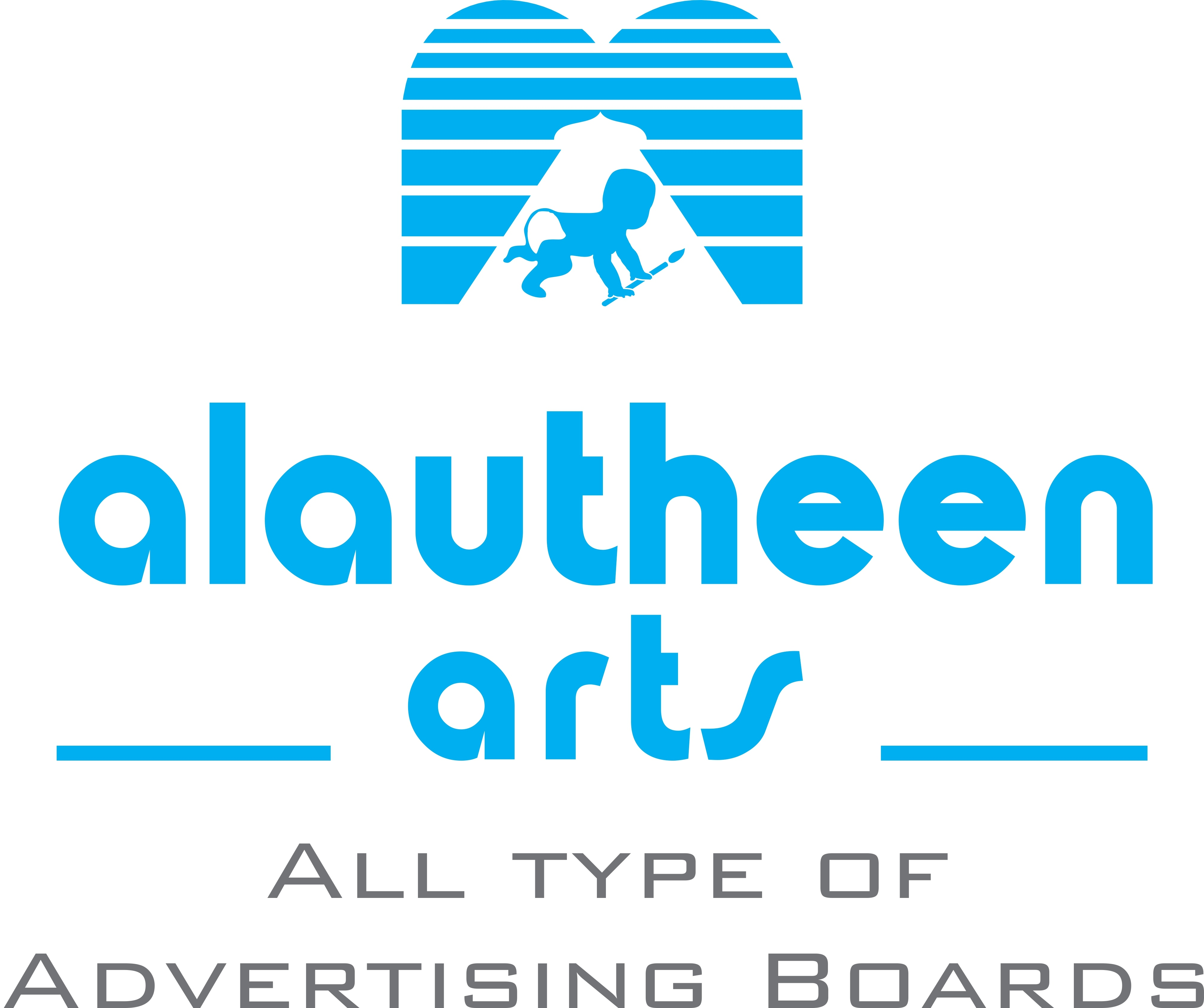 Alautheen Arts -The Sign Shop- 08071280891