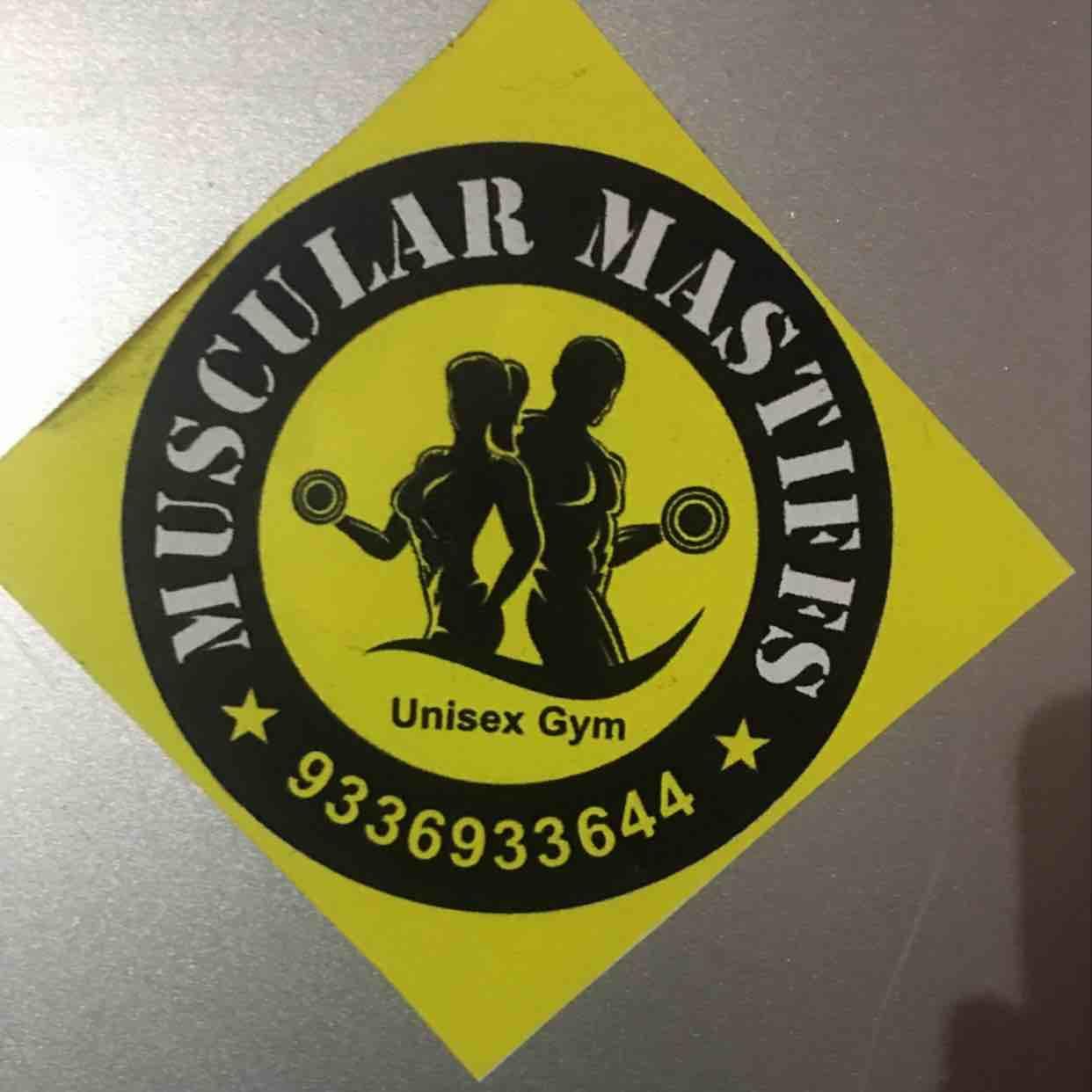 Muscular Mastiffs Unisex Gym