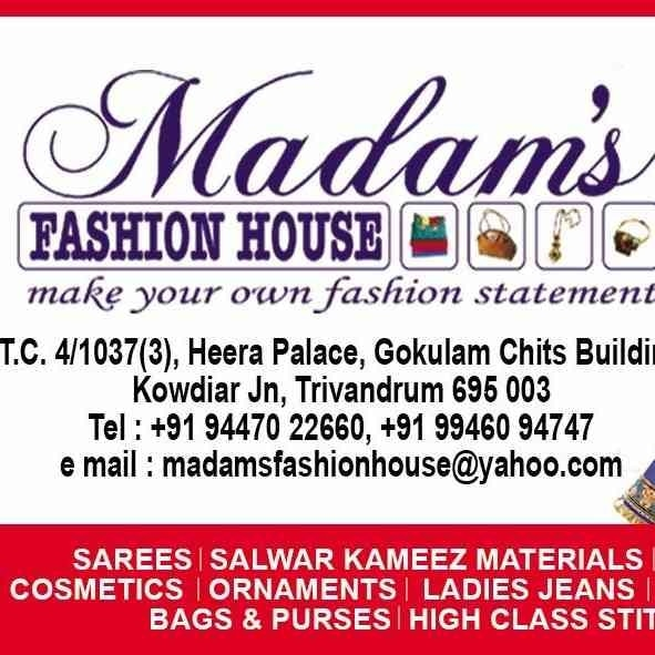 Madams Fashion House