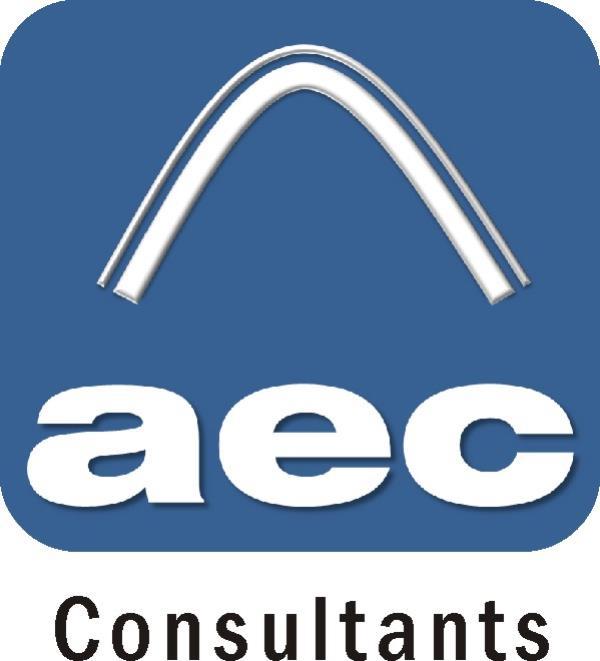 AEC Elevator Consultants logo