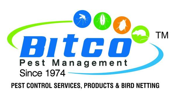 Bitco Pest Management : Bird Net Installation logo