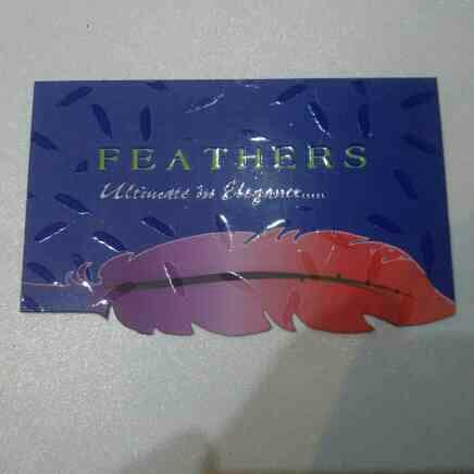 Feathers- Designer Studio