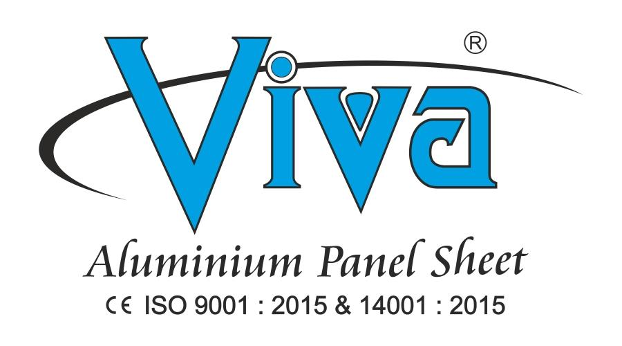 aluminium composite panel acp | Viva Composite Panel Pvt  Ltd  in