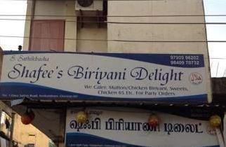 Shafees Biriyani Delight