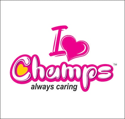 Champs Diapers - 7573040440 logo
